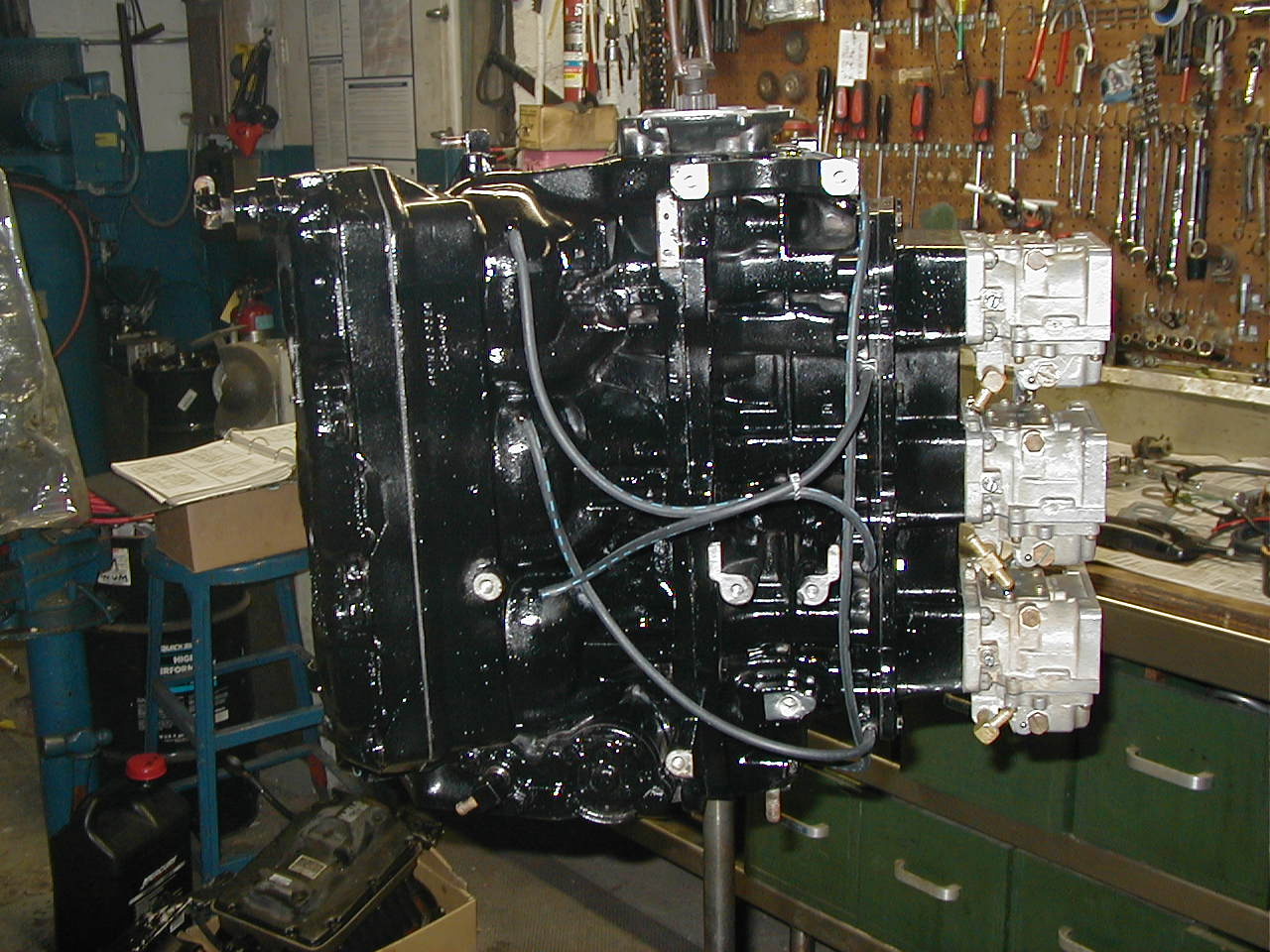Rebuild for Remanufactured outboard motors for sale